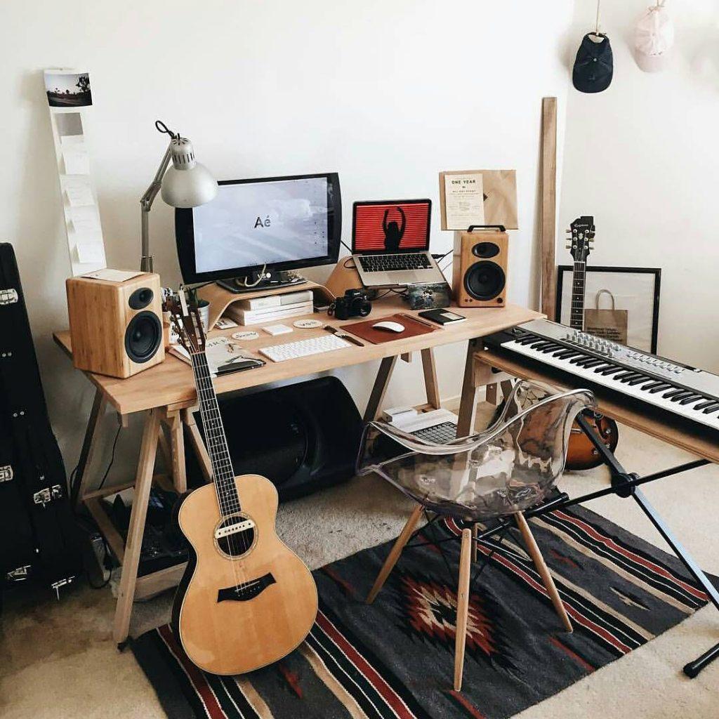 Home and Studio
